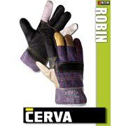 Cerva Robin kombinált bőrkesztyű