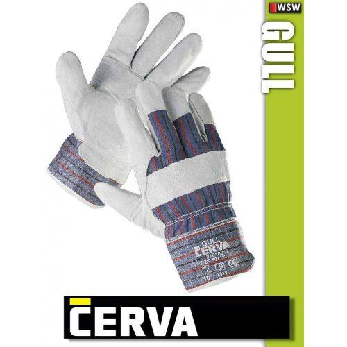 Cerva Gull kombinált bőrkesztyű