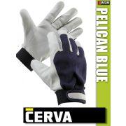 Cerva Pelican Blue kombinált bőrkesztyű