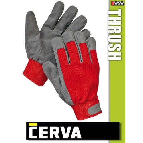 Cerva Trush kombinált bőrkesztyű