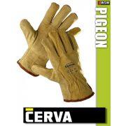 Cerva Pigeon kombinált bőrkesztyű