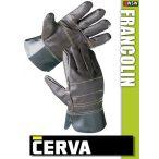 Cerva Francolin kombinált bőrkesztyű