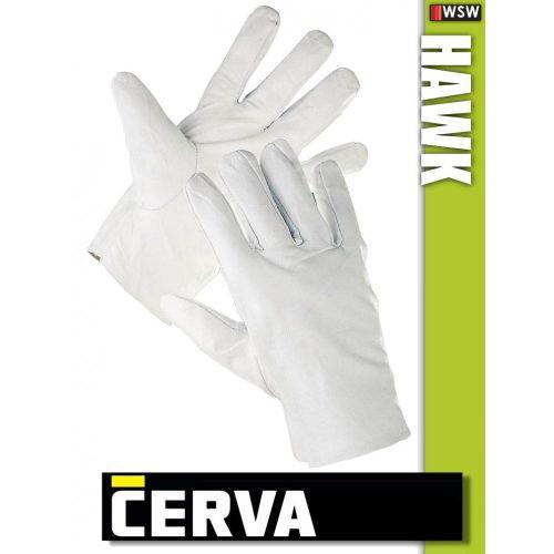 Cerva Hawk kombinált bőrkesztyű