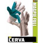Cerva Magpie Full kombinált bőrkesztyű
