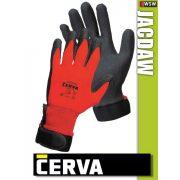 Cerva Jacdaw kötött PVC-mártott munkakesztyű