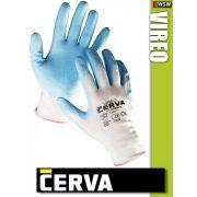 Cerva Vireo textil nitrilmártott munkakesztyű