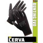 Cerva Bunting Evolution textil PU-mártott munkakesztyű