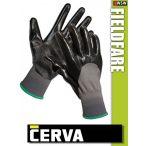 Cerva Fieldfare textil nitrilmártott munkakesztyű