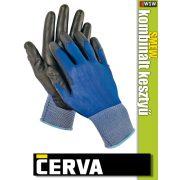 Cerva SMEW textil nitrilmártott kesztyű - munkakesztyű