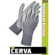 Cerva BUNTING EVOLUTION textil PU-mártott kesztyű - munkakesztyű