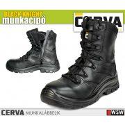 Cerva BLACK KNIGHT O2 bélelt munkabakancs - munkacipő