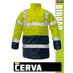 Cerva BIROAD 3in1 jólláthatósági bélelt kabát - munkaruha