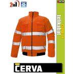 Cerva CLOVELLY 2in1 jólláthatósági bélelt bomber kabát