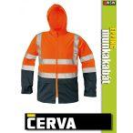 Cerva EPPING jólláthatósági vízálló kabát - munkaruha