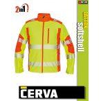 Cerva LATTON jólláthatósági 2in1 softshell kabát - munkaruha