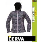 Cerva YOWIE PURPLE softshell női kabát - munkaruha