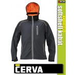Cerva KNOXFIELD ORANGE softshell kabát - munkaruha