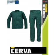 Fridrich GREEN JOEL munkaruha öltöny (kabát és nadrág) - munkaruha