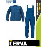 Fridrich ROYAL RALF munkaruha öltöny (kabát és kantáros nadrág) - munkaruha