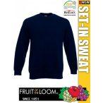 Fruit of the Loom SET-IN unisex pulóver