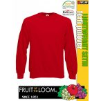 Fruit of the Loom RAGLAN férfi pulóver - munkaruha