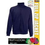 Fruit of the Loom SWEAT JACKET férfi kardigán - pulóver