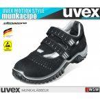 Uvex MOTION STYLE S1 technikai munkaszandál - munkacipő