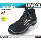 Uvex MOTION STYLE S2 technikai munkabakancs - munkacipő