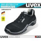 Uvex MOTION STYLE S1 technikai munkabakancs - munkacipő
