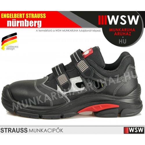 Engelbert Strauss NÜRNBERG S1P munkavédelmi szandál munkacipő
