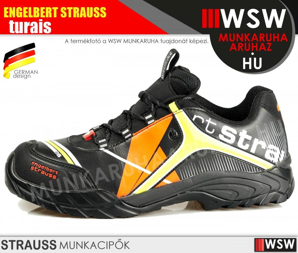 Engelbert Strauss TURAIS S3 munkavédelmi cipő - munkacipő dc78855a972