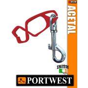 Portwest ACETAL kesztyűtartó csipesz