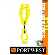 Portwest METALFREE kesztyűtartó csipesz 40 db - munkaruha