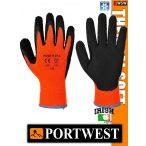 Portwest THERMAL SOFT GRIP mártott bélelt védőkesztyű - munkakesztyű