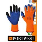 Portwest DUO-THERM mártott bélelt védőkesztyű - munkakesztyű