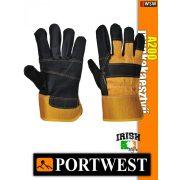 Portwest A200 bútorbőr védőkesztyű - munkakesztyű
