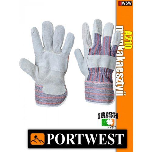 Portwest A210 bőr védőkesztyű - munkakesztyű