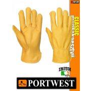 Portwest CLASSIC bőr védőkesztyű - munkakesztyű