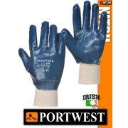 Portwest NITRIL mártott védőkesztyű - munkakesztyű
