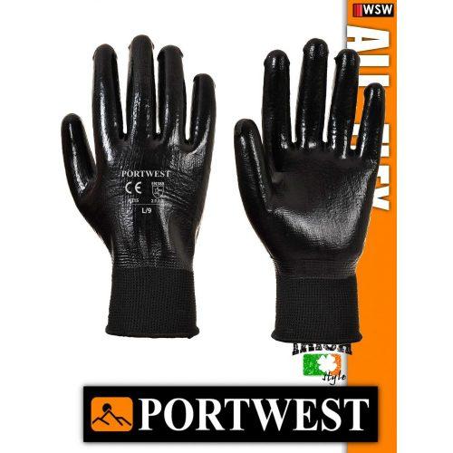 Portwest ALL-FLEX mártott védőkesztyű - munkakesztyű