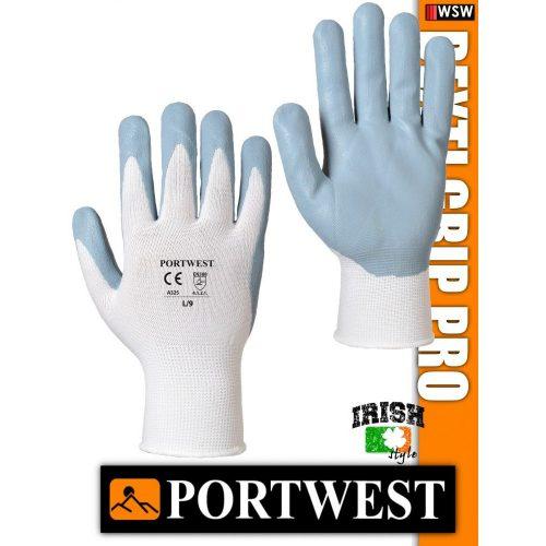 Portwest DEXTI GRIP PRO mártott védőkesztyű - munkakesztyű