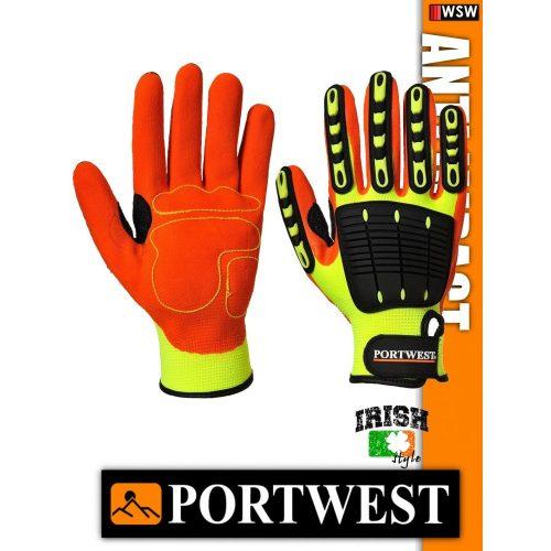 Portwest ANTI IMPACT kombinált védőkesztyű - munkakesztyű
