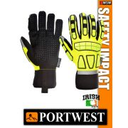 Portwest SAFETY IMPACT kombinált védőkesztyű - munkakesztyű