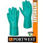 Portwest NITROSAFE vegyvédelmi védőkesztyű - munkakesztyű