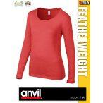 Anvil Featherweight LS hosszúujjú női póló
