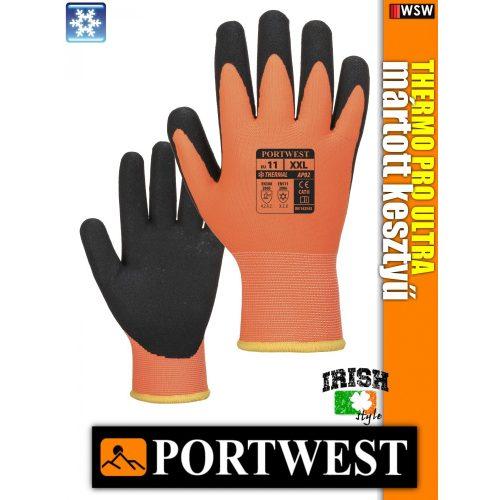 Portwest THERMO PRO ULTRA mártott védőkesztyű - munkakesztyű