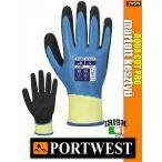 Portwest AQUA CUT PRO vízálló vágásbiztos védőkesztyű - munkakesztyű