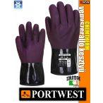 Portwest CHEMTHERM bélelt vegyvédelmi védőkesztyű - munkakesztyű