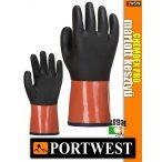 Portwest CHEMDEX PRO vegyszerálló vágásbiztos védőkesztyű - munkakesztyű