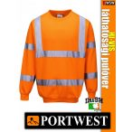 Portwest HI-VIS jól láthatósági pulóver - munkaruha